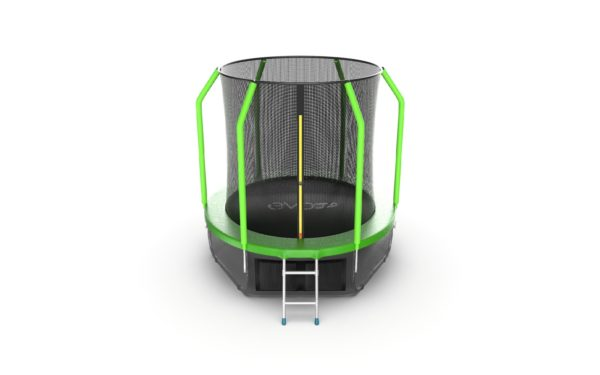 Батут EVO Jump Cosmo 6ft (Green) + Lower net